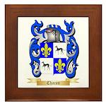 Chacon Framed Tile