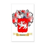 Chabrie 35x21 Wall Decal