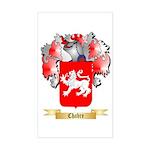 Chabre Sticker (Rectangle)