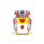 Chabannes Sticker (Rectangle)
