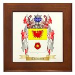 Chabanne Framed Tile