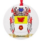 Chabanier Round Ornament