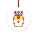 Chabanier Ornament (Round)