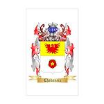 Chabaneix Sticker (Rectangle)