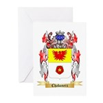 Chabaneix Greeting Cards (Pk of 20)