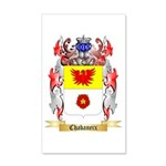 Chabaneix 20x12 Wall Decal