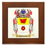 Chabaneix Framed Tile