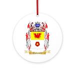 Chabaneix Ornament (Round)
