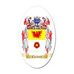 Chabane 35x21 Oval Wall Decal