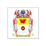 Chabanat Square Sticker 3