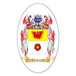 Chabanat Sticker (Oval 50 pk)