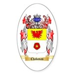Chabanas Sticker (Oval 50 pk)