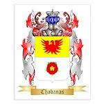 Chabanas Small Poster