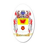 Chabanas 35x21 Oval Wall Decal