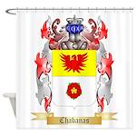 Chabanas Shower Curtain