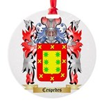 Cespedes Round Ornament