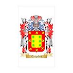 Cespedes Sticker (Rectangle 10 pk)