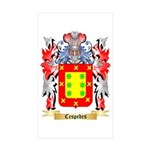 Cespedes Sticker (Rectangle 50 pk)