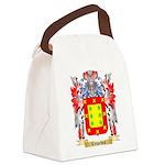 Cespedes Canvas Lunch Bag