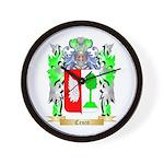 Cesco Wall Clock