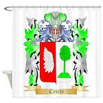 Ceschi Shower Curtain