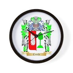 Ceschi Wall Clock