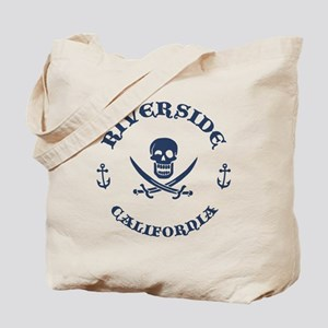 Riverside Pirate Excursions Tote Bag