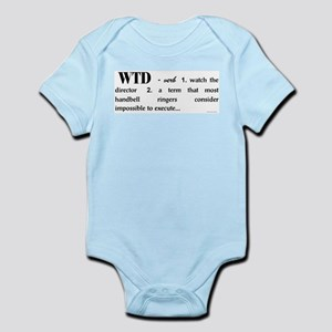 Watch the Director Infant Bodysuit