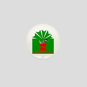 Merry Rx-mas Mini Button