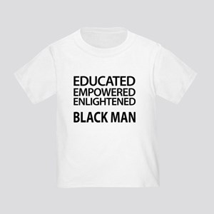 Educated Black Man T-Shirt