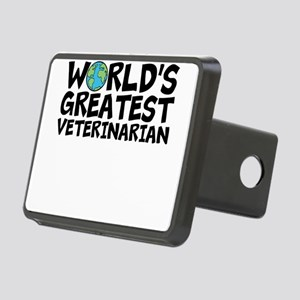 World's Greatest Veterinarian Hitch Cover