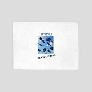 Senior 2013 5'x7'Area Rug