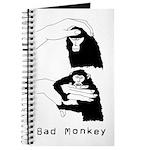 Monkey Day good/bad Journal