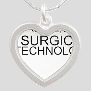 Trust Me, Im A Surgical Technologist Necklaces