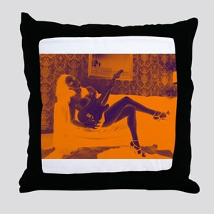 Charlie #5 Throw Pillow