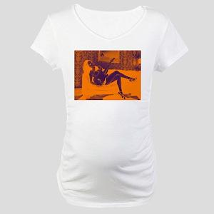Charlie #5 Maternity T-Shirt