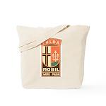 Fuldamobil Classic logo Tote Bag