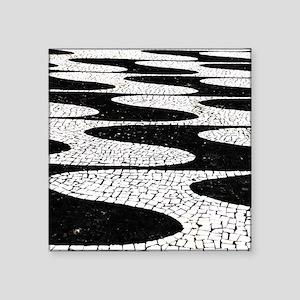 Portuguese pavement Sticker