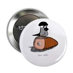 """Gramps on Ham 2.25"""" Button (10 pack)"""
