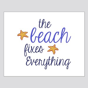 The Beach Fixes Everything Posters