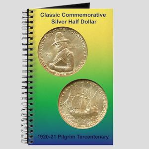 Pilgrim Tercentenary Coin Journal