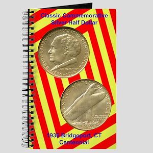 Bridgeport CT Centennial Coin Journal