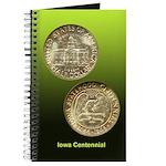 Iowa Centennial Coin Journal