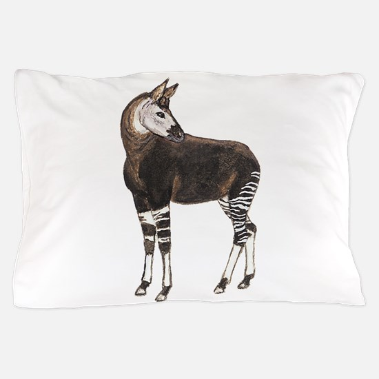 Okapi Pillow Case