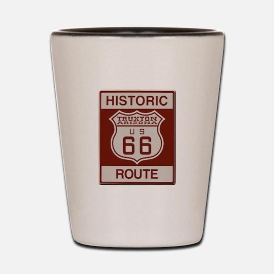 Truxton Route 66 Shot Glass