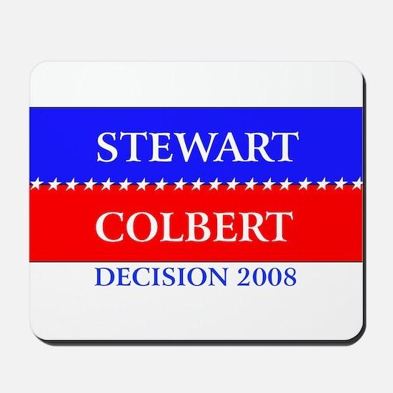 DECISION 2008 Mousepad