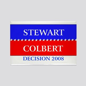 DECISION 2008 Rectangle Magnet
