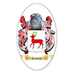 Cervero Sticker (Oval 50 pk)