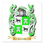 Cerreto Square Car Magnet 3