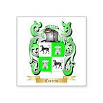Cerreto Square Sticker 3